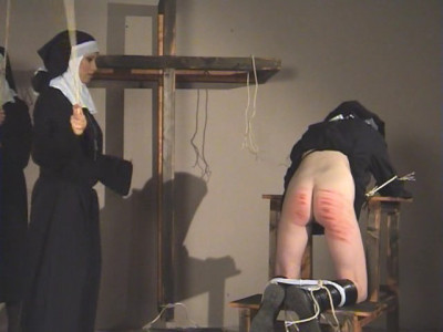 Brutal Lesbian Torture with up to 70 Strokes of the Cane - Mood Pictures