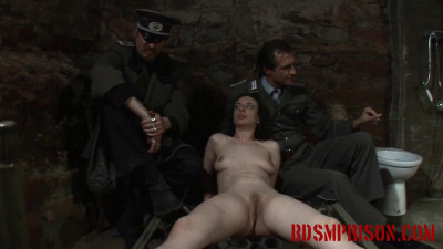 Extreme - Spy Nadja Endures Cigarette Play in her Interrogation
