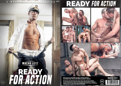 Macho Guys – Ready for Action FHD (2016)