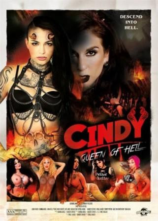 Nikki Hearts, Lily Lane, Anna Bell Peaks, Leigh Raven - Cindy Queen of Hell (2016)