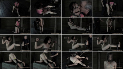 Infernalrestraints – May 25, 2012 – Begging – Poppy James