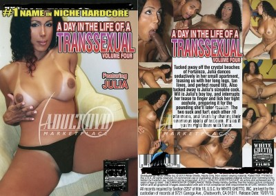 Day In The Life Of A Transsexual 4   Only HD
