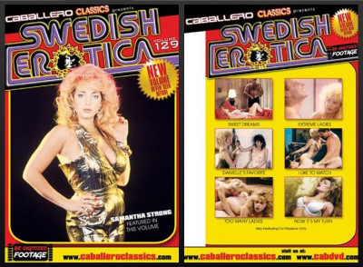 Swedish Erotica 129: Samantha Strong