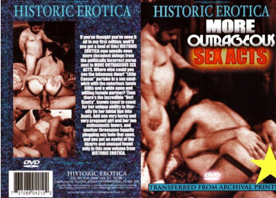 More Outrageous Sex Acts (Historic Erotica)