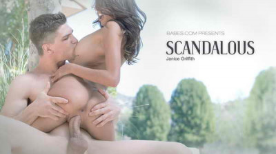 Scandalous (Janice Griffith)