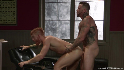 High n' Tight, Scene No.4: Bennett Anthony And Gage Unkut (2017)