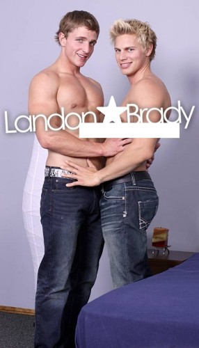 Brady  Jensen  and  Landon  Mycles