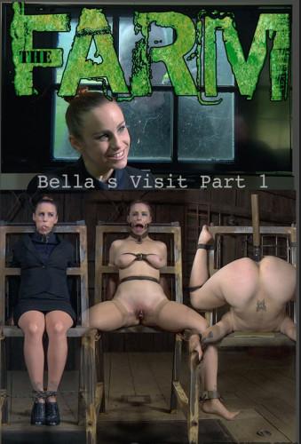 The Farm: Bella's Visit Part 1 - Bella Rossi (Sep 5, 2014)