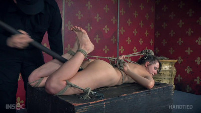 Zoey Laine — Bent Back Bondage Bitch