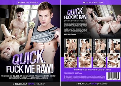 Next Door Studios – Quick, Fuck Me Raw! HD (2017)