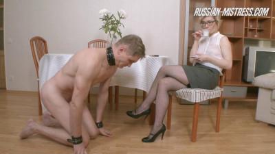 Russian-Mistress — Dayana