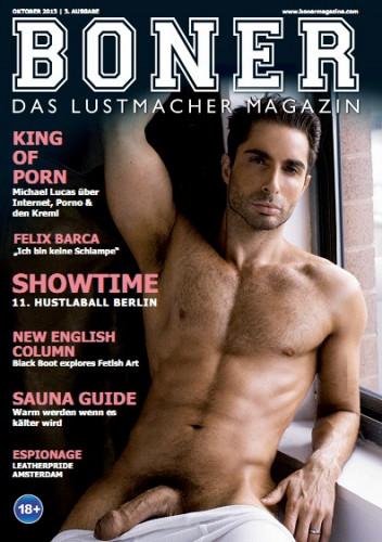 Boner Magazine - №3 - Octowber