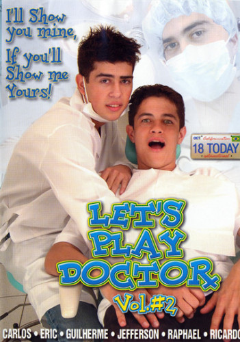 Lets Play Doctor Vol. 2