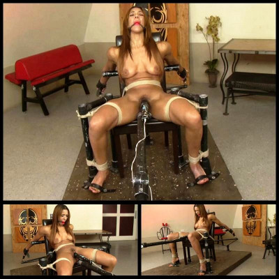 Sophia's Bound Moans (2 Apr 2014) Perfect Slave