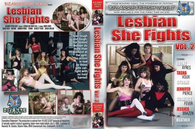 Lesbian She Fights 2