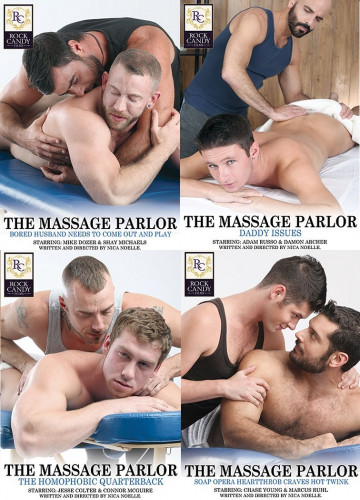 Rock Candy Films - The Massage Parlor