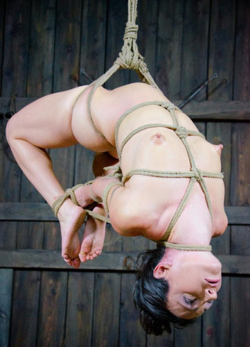 BDSM Gymnastics In Action