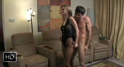 Lance Hart Flirts with the Ballbusting Queen Vanessa Vixon