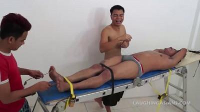 Ticklish Jack