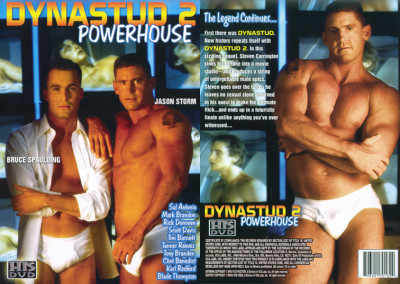 H.I.S. Video – Dynastud 2: Powerhouse (1994)