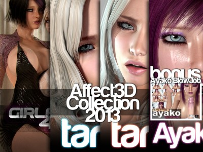 Affect3D Collection Uncensored