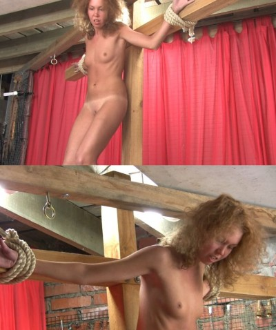 CruxDreams - Oxana and Nadezda Dungeon Crucifix 2 DVD