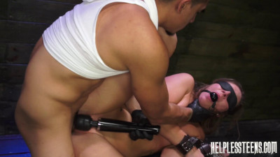 SexualDisgrace - Oct 08, 2014 - Kaylee Banks Must Submit to Bondage