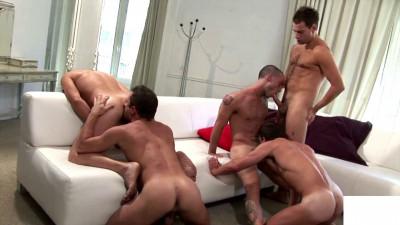 Orgy – Andy Hung.Bruno Bordas.Felix Cohn.Gonzalo Forte.Marcos Allende