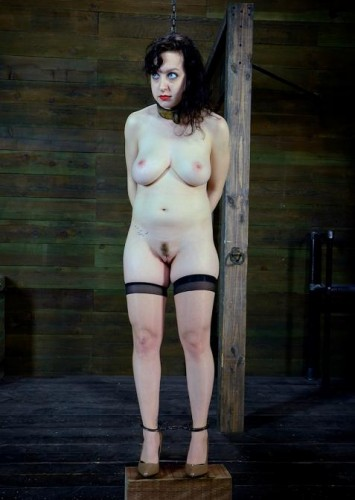Super slave show that she can