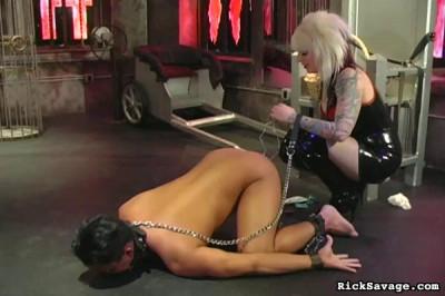 Submit To Mistress Lolana (2013)