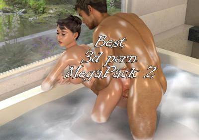 Best 3d porn MegaPack  2