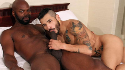 Cutler X and Draven Torres