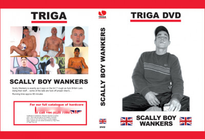 Scally Boy Wankers