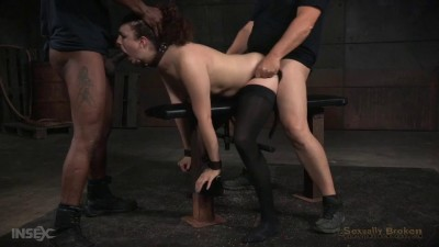 SexuallyBroken - October 26, 2015 - Endza - Matt Williams - Jack Hammer