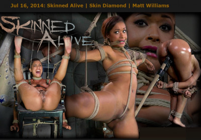 HdT  Jul 16, 2014 - Skin Diamond, Matt Williams
