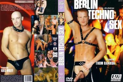 Berlin Techno Sex , horney naked gay men!