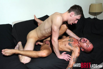 Kayden Gray and Alexx Desley