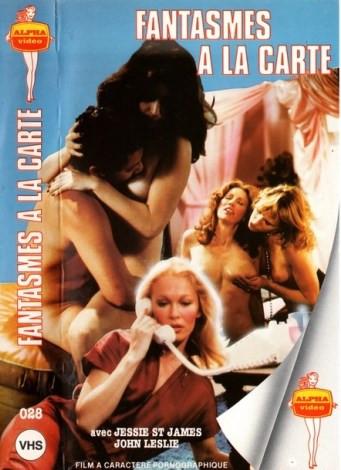 AFrance - Fantasmes A La Carte (1980)