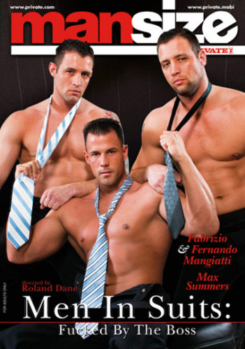 Men In Suits Fucked By The Boss