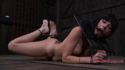 Infernalrestraints  Bent Tricia Oaks, PD