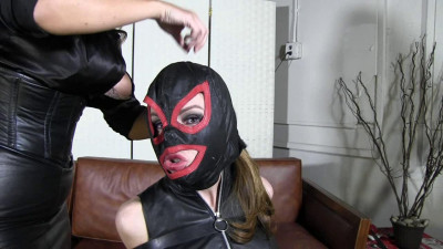 Super Bondage, Hogtie And Torture For Sexy Girl