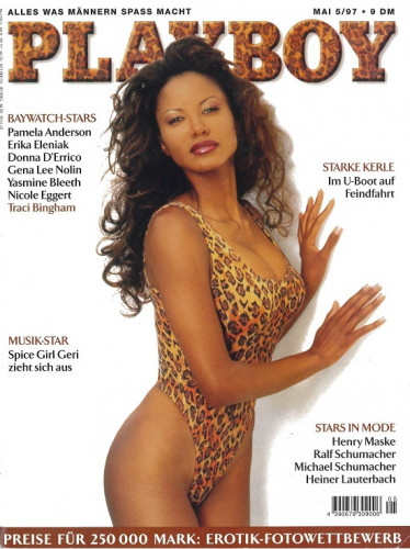 Playboy Gernany 1997