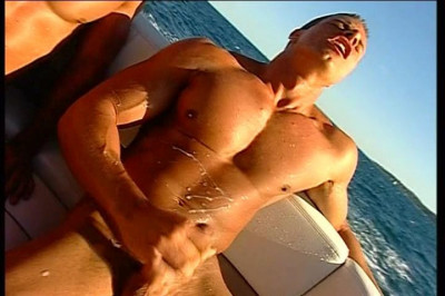 [Pacific Sun Entertainment]  Two Steamy Hot Guys On a Motherfuckin' Boat!