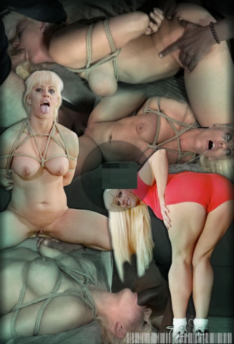 Holly Heart Strictly Restrained And Anally Fucked By Bbc, Messy Epic Deepthroat!