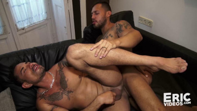 dudes anal sex dude - (Richard Gets Pounded And Filled Up By Viktor)