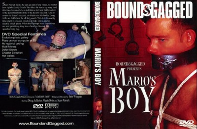 Mario's Boy (Bob Wingate, Bound & Gagged Video)