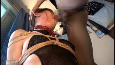 Bakuya Slave Gero Woman Half-killed Hen Oe Honoka