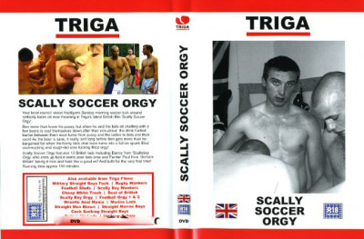 Scally Soccer Orgy