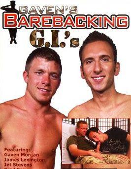 Gaven's Barebacking G.I.'s