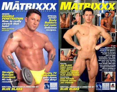 The MatriXXX A Muscle Explosionthe matrixxx1